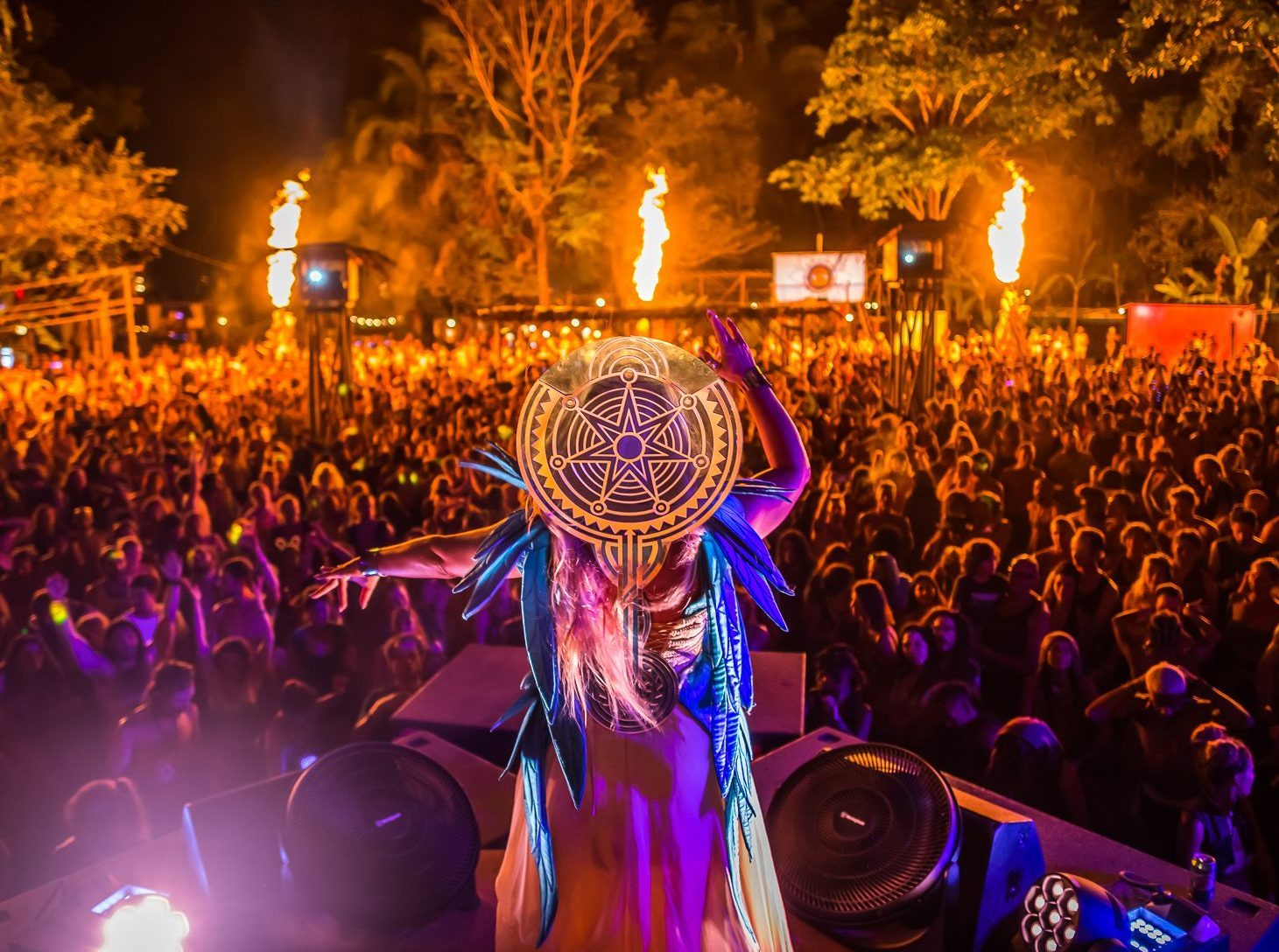The Bloom Episode III - Deya Dova at Envision Festival