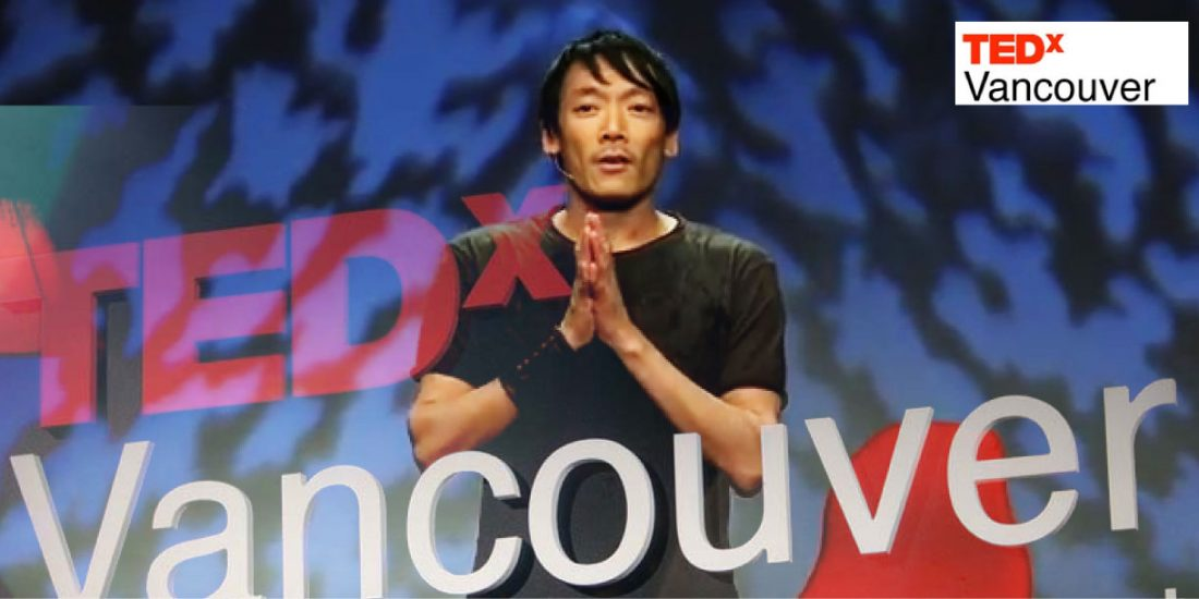 TED Talk on Transformational Festivals by Jeet-Kei Leung